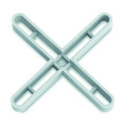 Croisillons pour joints larg.4mm sachet de 200 pièces - Té tampon émaillé noir mat diam.130mm - Gedimat.fr
