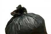 Sac poubelle 110L lot de 25 pièces noir - Produits d'entretien - Nettoyants - Outillage - GEDIMAT