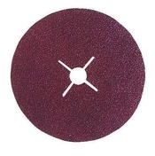 Lot 5 disques fibres corindon diam 125 grain 80 par 15 lots - Faîtière angulaire sans emboîtement ph coloris muraille - Gedimat.fr