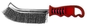 Brosse métallique acier forme convexe manche plastique 265x140x25mm - Poutrelle en béton LEADER 114 haut.11cm larg.9,5cm long.4,70m coutures - Gedimat.fr