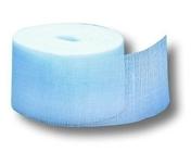 Bande de joint CALICOT en tarlatane larg.100mm rouleau de 20m - C�ble �lectrique unifilaire cuivre H07VU section 1,5mm� coloris bleu en bobine de 100m - Gedimat.fr