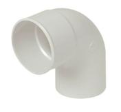 Coude PVC pour tube de descente de gouttière NICOLL diam.80mm angle 87°30 mâle femelle coloris blanc - Bois Massif Abouté (BMA) Sapin/Epicéa non traité section 60x160 long.11m - Gedimat.fr