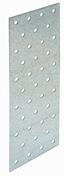 Plaque perforée NP 546  80x240x1,5mm  - Quincaillerie de couverture et charpente - Quincaillerie - GEDIMAT