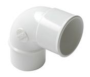 Coude PVC d'évacuation d'eau usée NICOLL mâle-femelle diam.40mm angle 87°30 coloris blanc - About à recouvrement de faîtière ronde ventilée pour tuiles TERREAL coloris pays d'auge - Gedimat.fr
