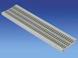 Grille pour caniveau auto 130 pvc larg.13cm long.50cm gris - Caniveaux - Matériaux & Construction - GEDIMAT