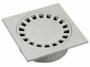 Siphon de cour PVC dimensions 250x250mm coloris gris clair - Panneau polystyrène extrudé URSA XPS N III I bords droits ép.30mm larg.60cm long.1,25m - Gedimat.fr