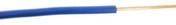 Câble électrique unifilaire cuivre H07VU section 2,5mm² coloris bleu en bobine de 25m - Angle extérieur universel pour bandeau alvéolaire NICOLL BELRIV Système coloris sable - Gedimat.fr