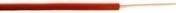 Câble électrique unifilaire cuivre H07VU section 1,5mm² coloris rouge en bobine de 5m - Plaque de finition double CASUAL coloris blanc brillant - Gedimat.fr