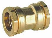 Manchon égal pour raccord laiton pour tuyau polyéthylène diam.20mm - Rupteur en polystyrène moulé ISORUTPEUR DB RL20 entraxe de 60cm long.1,20m haut.20cm - Gedimat.fr