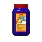 Colorant en poudre SIKACIM COLOR dose de 700g bleu - Attache de fixation type clips coloris gris diam.20mm en sachet de 15 pièces - Gedimat.fr