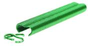 Agrafes pour grillage acier plastifié vert modèle VR22 sous blister de 215 pièces - Portail coulissant MERLIN en aluminium Haut.1,60m larg.entre piliers 4,00m motorisable Coloris gris - Gedimat.fr