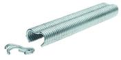 Agrafes pour grillage acier galvanisé modèle VR22 sous blister de 1100 pièces - Laine de verre en panneau roulé KI FIT 040 nue R=1,50 long.14m larg.120cm ép.60mm - Gedimat.fr