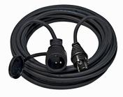 Rallonge PRO câble H07RN-F 3G1,5 long.10m - Rallonges - Enrouleurs - Electricité & Eclairage - GEDIMAT