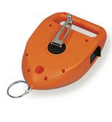 Cordeau traceur coton câblé diam.3mm 50m boitier plastique orange Géant - Mesure boitier ABS chromé antichoc ruban larg.25mm long.8m - Gedimat.fr