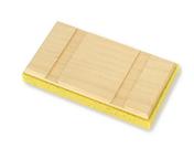 Plateau de rechange pour taloche mousse polyuréthane larg.14 long.25cm - Outillage du maçon - Matériaux & Construction - GEDIMAT