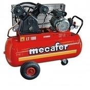 Compresseur 100L 3HP V FONTE INTEG MEC - Rencontre 4 voies pour faîtières demi-ronde coloris rouge naturel - Gedimat.fr