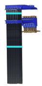 Lot de 6 serre-joints à pompe n°1 en 120-35x8: 2x600mm + 2x 800mm + 2x1000mm - Récupérateur d'air chaud de cheminée modèle Chemin'Air 3/5 bouches 2 vitesses diam.12,5cm - Gedimat.fr