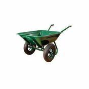 Brouette verte 2 roues gonflables 150L/T A9151GA verte - Fileur composant pour meuble d'angle CACHEMIRE haut.70cm larg.15cm - Gedimat.fr