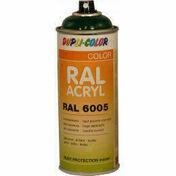 Bombe aérosol peinture PLATINIUM aspect satiné 400ml coloris vert mousse - Bombes de peinture - Peinture & Droguerie - GEDIMAT