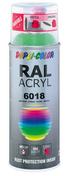Bombe de peinture RAL 6018 Vert jaune - Brillant Duplicolor - Bombes de peinture - Peinture & Droguerie - GEDIMAT