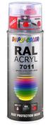 Bombe de peinture RAL 7011 Gris fer - Brillant Duplicolor - Bombes de peinture - Peinture & Droguerie - GEDIMAT