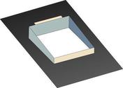 Embase d'étanchéité ardoise noire pour sortie de toit TRADINOV - Ecrou laiton brut plat hexagonal diam.12x17mm avec lien 1 pièce - Gedimat.fr