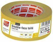 Adhésif double face toilé P353 - 25mx50mm - Colles - Adhésifs - Quincaillerie - GEDIMAT