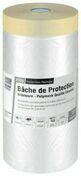 Film de protection grandes surfaces P715 - 33x1,1m - Colles - Adhésifs - Quincaillerie - GEDIMAT