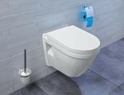Abattant WC pour cuvette FORM duroplast blanc - Abattants et Accessoires - Salle de Bains & Sanitaire - GEDIMAT