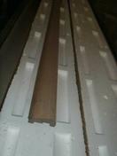 Main courante bois exotique pour barre d'appui long.3,00m - Balustrades et Garde-corps extérieurs - Aménagements extérieurs - GEDIMAT