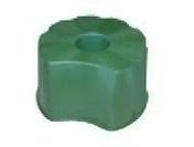 Support pour cuves cylindriques haut.33cm Diam.71cm 310l vert - Arrosages enterrés - Aménagements extérieurs - GEDIMAT
