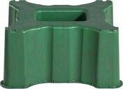 Support de cuve à eau rectangulaire 300 L vert - Douchette 5 jets NAISA anti-calcaire finition blanche - Gedimat.fr