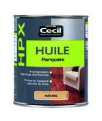Huile parquet HPX pot de 1L naturel incolore satin - Produits de finition bois - Peinture & Droguerie - GEDIMAT