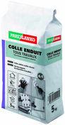 Colle en poudre pour tous les travaux courants en intérieur COLLE ENDUIT sac de 5kg - Enduits - Colles - Isolation & Cloison - GEDIMAT
