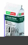 Colle pour le montage des cloisons de doublage sac de 5kg - Doublage isolant hydrofuge plâtre + polystyrène PREGYMAX 29,5 hydro ép.13+110mm larg.1,20m long.2,60m - Gedimat.fr