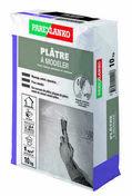 Plâtre pour les travaux courants en intérieur PLATRE A MODELER pot de 10kg - Plâtres en poudre - Matériaux & Construction - GEDIMAT