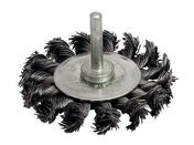 Brosse métallique circulaire diam 70 ep.9 6x30 fil 0.50 - Outillage du peintre - Outillage - GEDIMAT