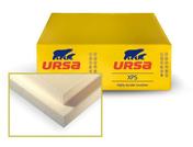 Mousse polystyrène extrudé URSA XPS N III L - 1,25x0,6m Ep.100mm - R=2,80m².K/W. - Dalles - Terrasses - Isolation & Cloison - GEDIMAT