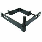 Gond collier reglable diam.14mm noir - Quincaillerie de volets - Menuiserie & Aménagement - GEDIMAT