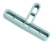 T d'écartement pour joint de 7mm en sachet de 100 pièces - Accessoires pose de carrelages - Revêtement Sols & Murs - GEDIMAT