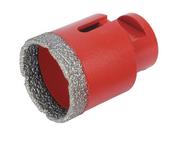 Trépan diamant coupe à sec à sec diam.43mm - Consommables et Accessoires - Outillage - GEDIMAT
