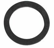 Joint plat de siphon 39x30x2mm noir - Vidages - Cuisine - GEDIMAT