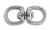 Touret double oeil diam.int.20,5mm - Chaines - Cordes - Arrimages - Quincaillerie - GEDIMAT