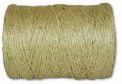 Ficelle Sisal beige 0,6/3 pelote 1000g diam.2,8mm long.180m - Planelle terre cuite isolée 16 EFFE 2 long.50cm larg.5cm haut.23,8cm - Gedimat.fr