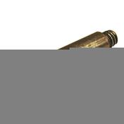 Allonge de patte à vis acier superchromaté long.20mm sur carte de 5 pièces - Mamelon laiton 280 égal mâle mâle diam.20x27mm chromé en vrac - Gedimat.fr
