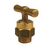 Purgeur réduit a manette mâle G1/4 lien 1 pièce - Radiateurs eau chaude - Chauffage & Traitement de l'air - GEDIMAT