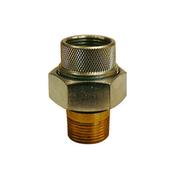 Raccord diélectrique mâle femelle G3/4 coque 1 pièce - Radiateurs eau chaude - Chauffage & Traitement de l'air - GEDIMAT