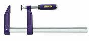 Serre-joints Pro M hauteur des mâchoires 120mm long.60cm - Equerre de menuisier lame acier inoxydable talon profilé alu larg.250mm long.140mm - Gedimat.fr