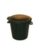 Corps de poubelle - 80l - Poubelles - Outillage - GEDIMAT