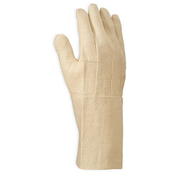 Gant toile manchette longue taille 10 - Protection des personnes - Vêtements - Outillage - GEDIMAT